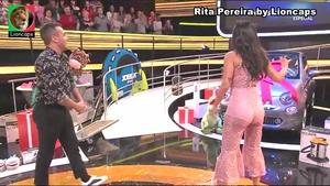 Rita Peeira sensual em vários trabalhos