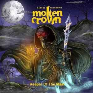 Markus Gillmann's Molten Crown - Keeper Of The Maar (2019)