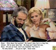 Speaking, Meredith baxter birney fake nude