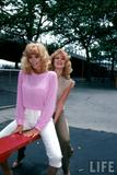 Audrey & Judy Landers - Life archives x35