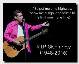 Glenn Frey (Eagles) - Discography (1982-2012)