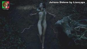 Juliana Didone nua na serie O Hipnotizador
