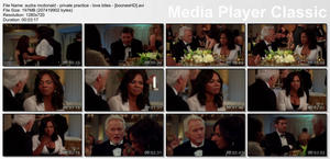 "AUDRA McDONALD - ""Private Practice: Love Bites"" - *cleavage*"