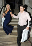 Дженнифер Эллисон, фото 905. Jennifer Ellison leaving the Ghost of Musical in London, july 19, foto 905