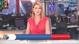 Ana Sofia Cardoso sensual na Tvi