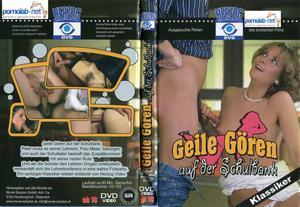 Geile Gören Auf Der Schulbank / Похотливые Девушки На Школьной Скамейке (Raniero di Giovanbattista (as Jonas Reiner), Paradise Visuals / Herzog) [1985 г., All Sex,Anal,Classic, DVDRip]