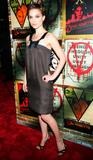 "Natalie Portman Warner Bros. Premiere Of ""V For Vendetta"" -"