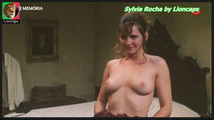 Sylvie Rocha nua no filme O Fascinio