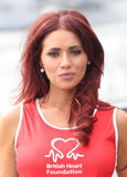 Amy Childs @ Attends a photocall followed by a press conference of Virgin London Marathon - 04/17/13 - 50x (HQ + MQ)