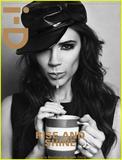 Victoria Beckham i-D Magazine Pre-Spring 2012