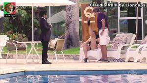 Claudia Raia sensual na novela Verão 90