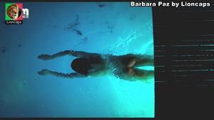 Barbara Paz nua no filme O Meu Amigo Hindu