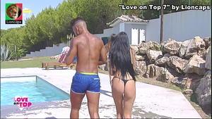As beldades do Love on Top 7