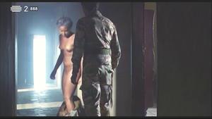 Claudia Semedo nua no filme o ultimo flamingo