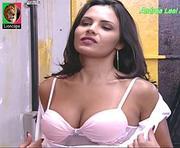 Andrea Leal super sensual na novela Luz do Sol