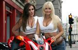 Люси Пайндер, фото 30. Lucy Pinder Ducati Photoshoot, photo 30