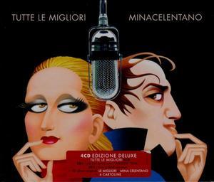 Mina & Adriano Celentano - Tutte Le Migliori [4CD Deluxe Edition] (2017)