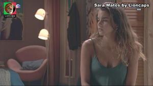 Sara Matos sensual no programa Lip Sync e na novela Vidas Opostas