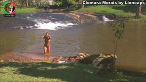 Ciomara Morais nua na serie Equador