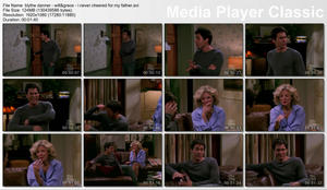 """BLYTHE DANNER - """"Will & Grace: I never cheered for my father"""""""