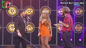 Aurea sensual no programa Lip Sync Portugal