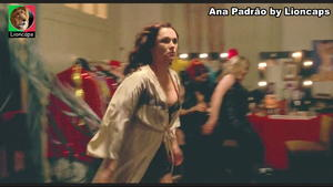 Ana Padrão sensual no filme