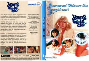 Young Girls Do / Молодёжь Зажигает (Bob Vosse (as Bob Vossé), Caribbean Films / Vinegar Syndrome) [1984 г., All Sex,Classic, DVDRip]