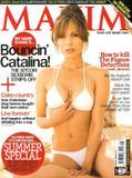 Maxim Aug. 2008 HQ Scans - FHM UK Online Foto 74 (Максим августа 2008 HQ Сканы -  Фото 74)