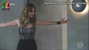 Guilhermina Guinle sensual na novela Astro