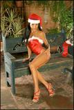 Lucia Tovar - Busty Santa's Helper babe - picture # 1