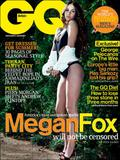 Megan Fox GQ Magazine July 2009 Pictures
