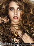 Emma Roberts- Flaunt Mag. Shoot (LQ)